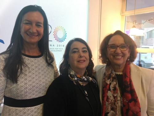 Women at the WEF Meeting 3