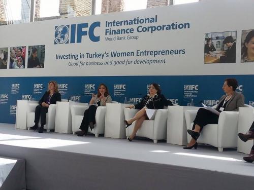 Gulden Turktan - IFC Paneli